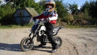 drift, electric motocross / motorbike, Elektrocross, for Kids