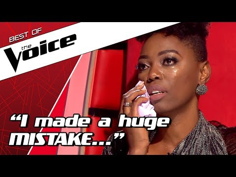 TOP 10   NO TURNS that resulted in HEARTBREAKING moments in The Voice