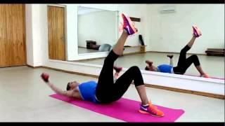 10 упражнений для стройной фигуры AVI(Тренер фитнес клуба 'NIKA SPORT' представляет Вам 10 упражнений для стройной фигуры, которые Вы можете выполнять..., 2014-10-09T05:03:39.000Z)