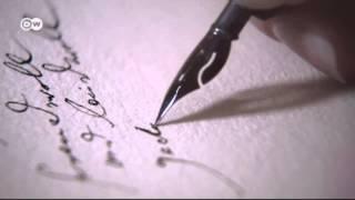 El renacimiento de la caligrafía | Euromaxx