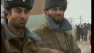 Грозный.12/1994.Первые боевые столкновения.Новости  цт.РФ.