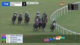 Vidéo de la course PMU RACE 3
