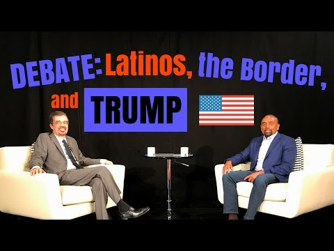 IMMIGRATION DEBATE: Latino Professor vs. Trump Supporter on Border Wall, Illegals (Ep. 5 | Season 4)