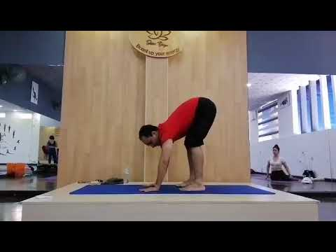 learn crow pose yoga in first time  youtube