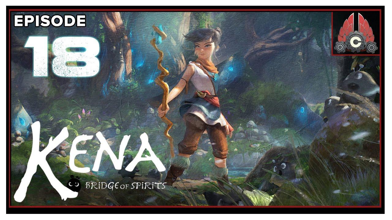 CohhCarnage Plays Kena: Bridge Of Spirits - Episode 18