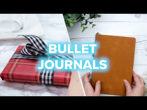 8 DIY Bullet Journals For Every Occasion