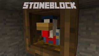 StoneBlock - SUPER ROOST [E12] (Modded Minecraft)