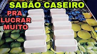 SABÃO BARATO PRA GANHAR MUITO DINHEIRO
