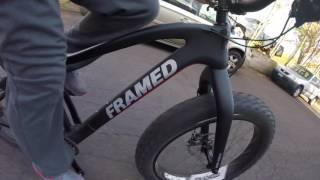 GoPro Hero Session 5 4k Carbon Alaskan Framed bikes test carbon fork