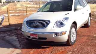 2012 Buick Enclave All Wheel Drive At The Red Noland Pre-Owned Center