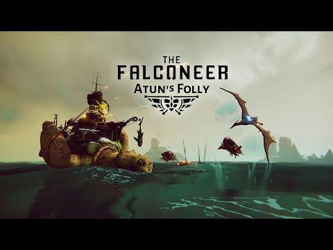 Для The Falconeer вышло бесплатное дополнение Atun's Folly