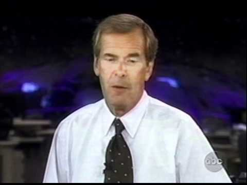 Peter Jennings reflects on the role of Television in the midst of National tragedy.