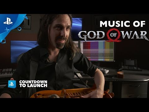Клип Bear McCreary - God of War