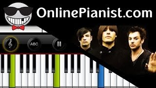 30 Seconds to Mars - Night of the Hunter - Piano Tutorial (Eas…