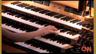 Walt Disney Concert Hall Organ - a glimpse of the great instrument