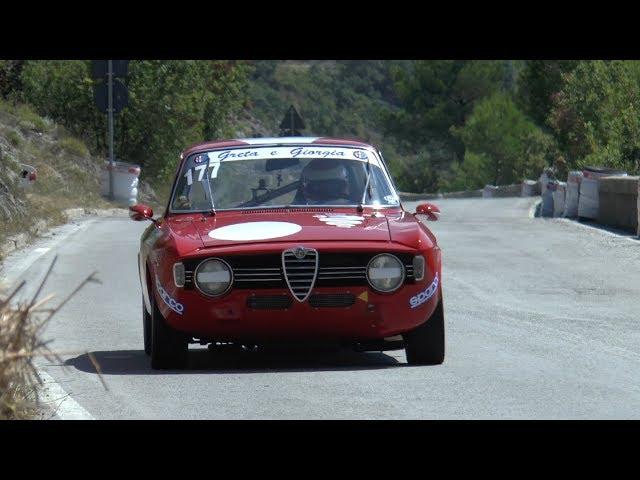 SVOLTE DI POPOLI 2018 SABATINO GIANNANTONIO ALFA ROMEO GT 1600