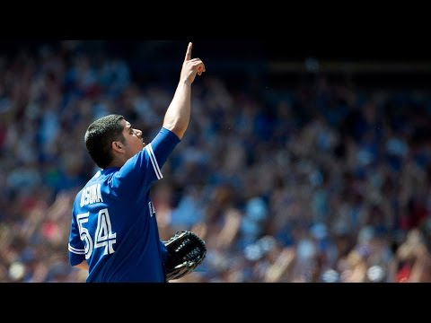 Roberto Osuna 2016 Highlights!