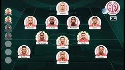 Voraussichtliche Aufstellung von Bayern München 12. Spieltag