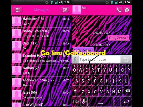 go sms pro without ads
