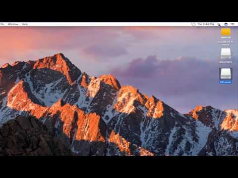 Mac OS   How To Download And Install CCleaner