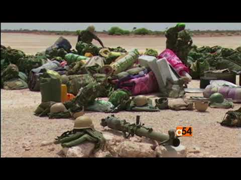 Africa Security Forum Discusses using AMISON in Somalia