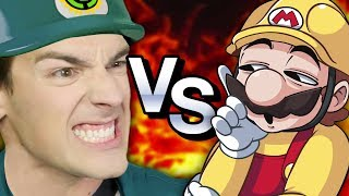 MatPat VS Super Alpharad World