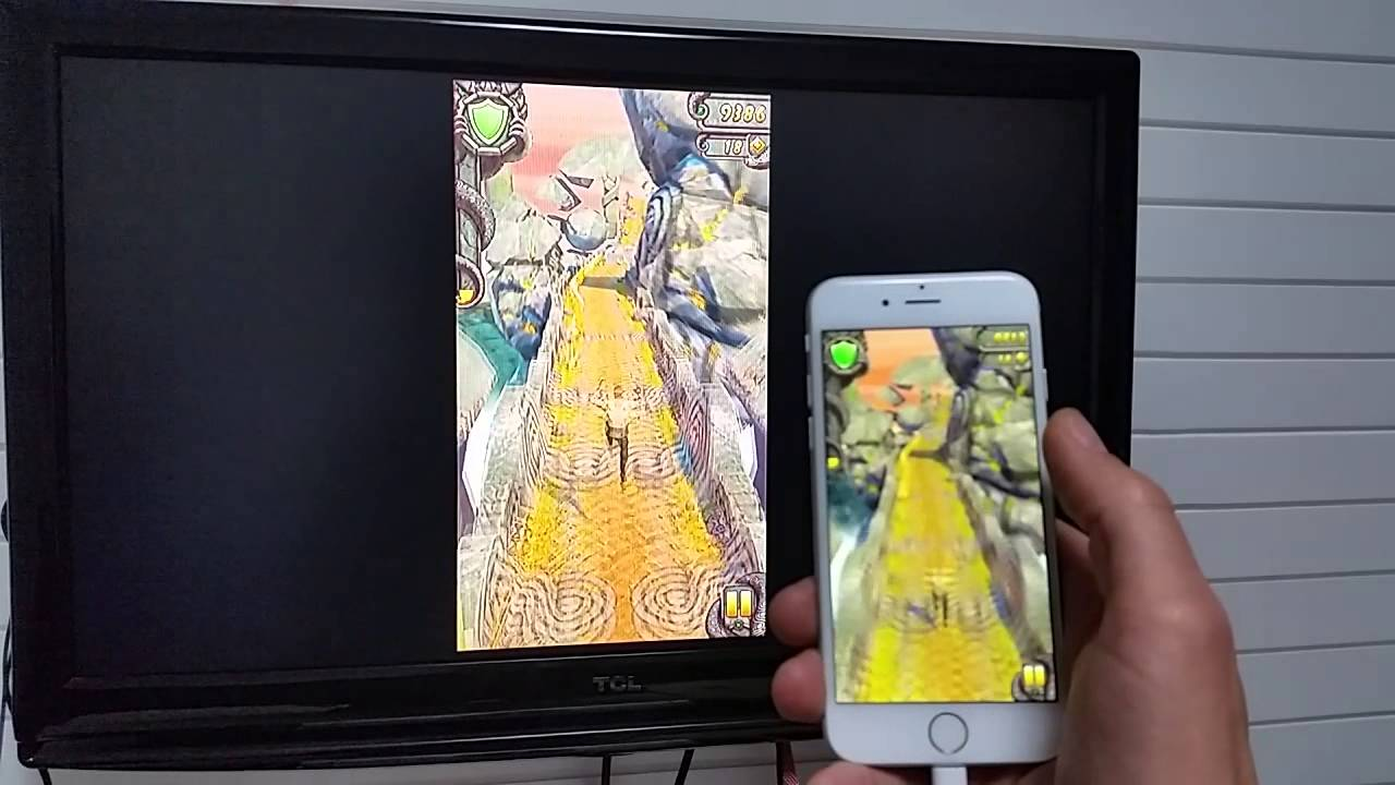 new product 486f5 62be4 Iphone 6 / 6 Plus: How to Mirror to your HDTV- Netflix, Games, Videos,  Photos, Apple TV, etc