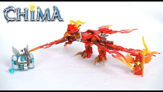 LEGO Legends of Chima Flinx's Ultimate Phoenix from LEGO