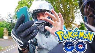 POKEMON GO MOTORBIKE CHEAT!!