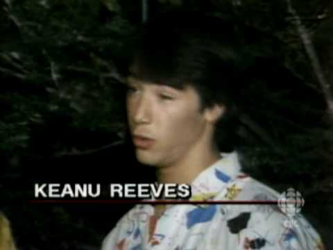 20 year old Keanu Reeves on his 1st big break, 1985: CBC Archives   CBC
