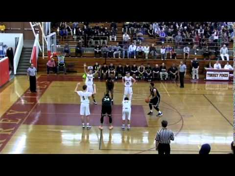 Army Navy vs. Torrey Pines Basketball Game