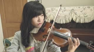 Louis Liao-Skylar Grey Everything I Need(電影水行俠Aquaman)片尾曲 小提琴與鋼琴 Violin and Piano