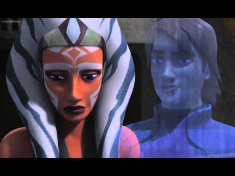 "Ashoka "" He Was My Master"" Scene in Star Wars Rebels"