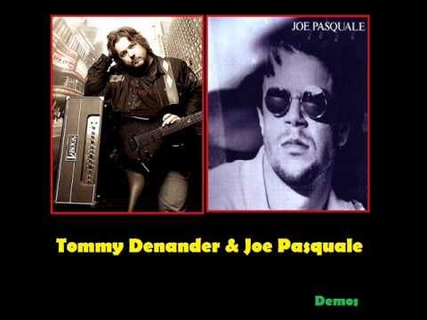 Tommy Denander & Joe Pasquale - Run Away (DEMO)