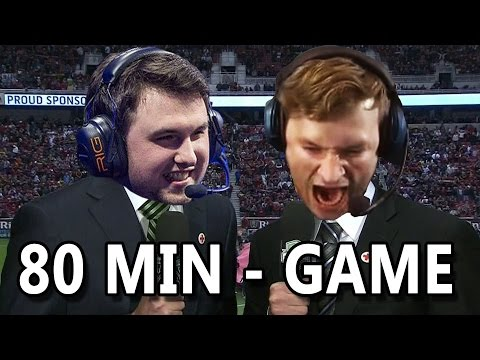 80 Min. Game OG vs FNC  CastHighlight  feat. Kev1n
