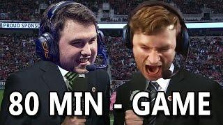 80 Min. Game [OG vs FNC] - Cast-Highlight | feat. Kev1n