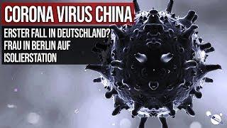 Corona Virus China - Fall in Berlin nicht bestätigt!