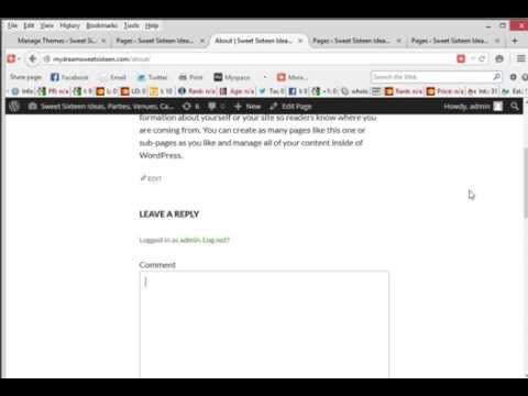 wordpress twenty fifteen removing leave a reply comment box