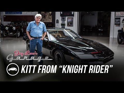 """1982 KITT From """"Knight Rider"""" - Jay Leno's Garage"""