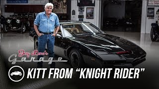 "1982 KITT From ""Knight Rider"" - Jay Leno's Garage"