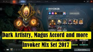 invoker mix set dota 2 mix set with magus accord 2017