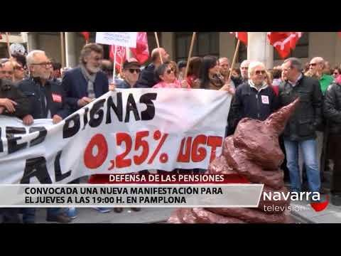 NOTICIAS NAVARRA 14.30H 15/05/2018