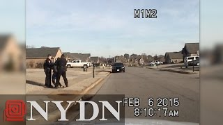 Raw: Alabama cop charged with assault for slamming elderly man to ground