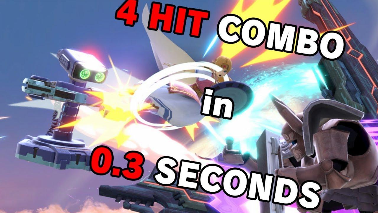 Craziest Custom Combos in Smash Ultimate #16