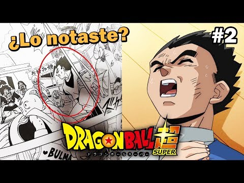 todas-las-diferencias-manga-anime-dragon-ball-super-|-serie-roja-#2