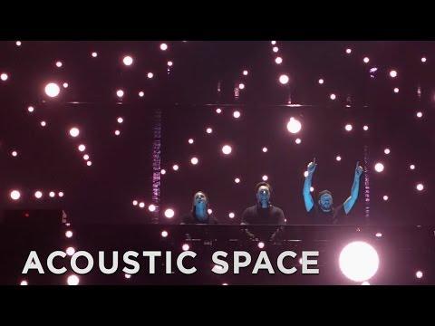"""Swedish House Mafia """"Calling/I Found U"""" Mashup @ Barclays Center, NYC 3/4/13"""
