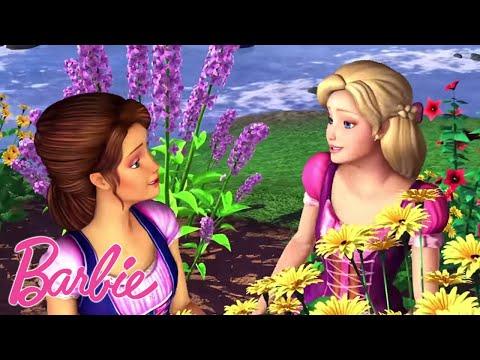 Barbie и Хрустальный замок 🌈Barbie Россия 💖мультфильмы для детей 💖Отрывки из фильмов Барби