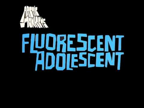 Arctic Monkeys - Fluorescent Adolescent Lyrics