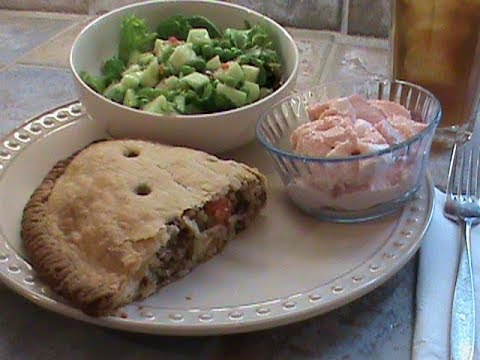 Quick Meal For Those Who Work, Beef Stew Pie