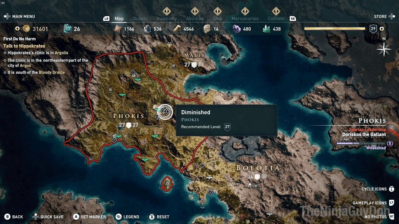 A Specific General Assassin S Creed Odyssey Puzzle Solution Ac Odyssey Specific General